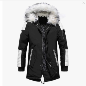 Men Parka Fleece Jackets 12787558056000